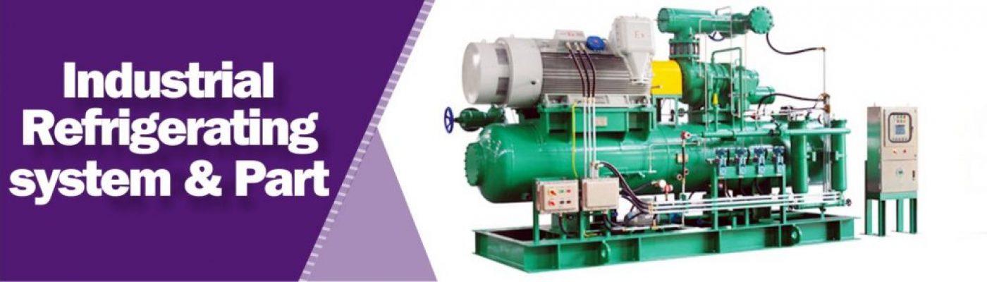 industrial refrigerating system 1